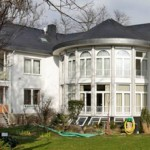 luxuriöse Villa im Frankfurter Diplomatenviertel - ideal für Unternehmer